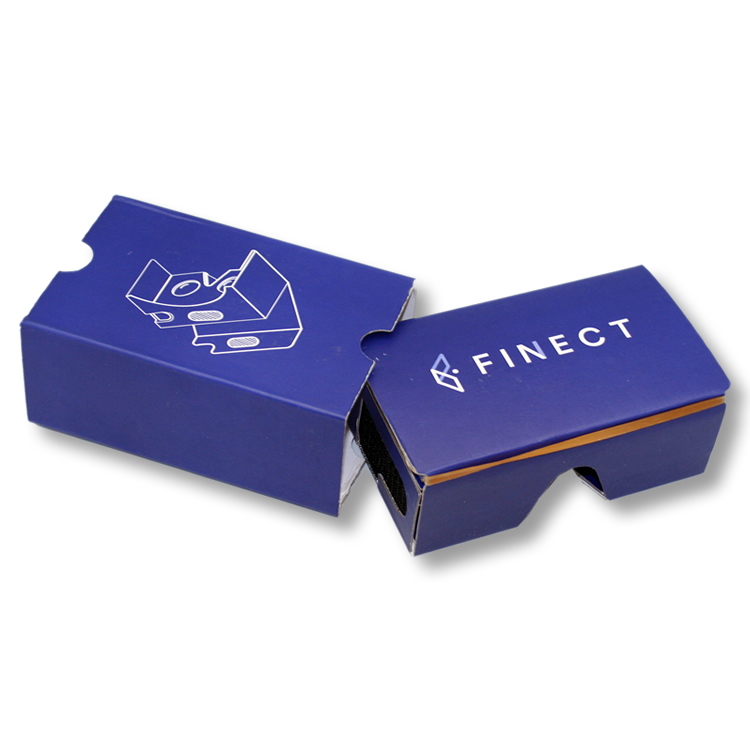 Virtual Reality Glasses finect